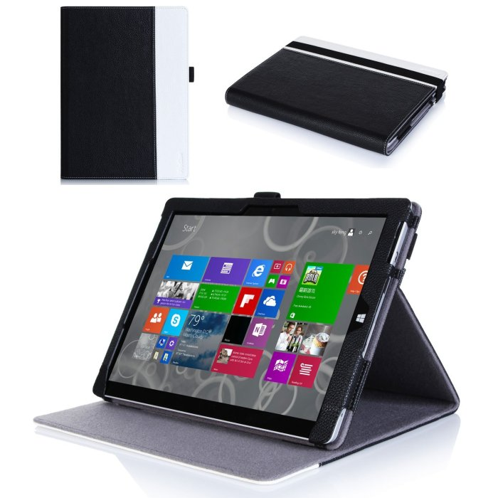 ProCase Premium Folio Cover Case