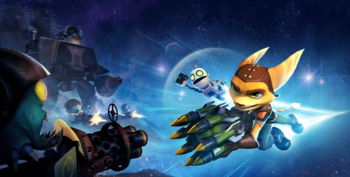 Ratchet and Clank PS4 Demo