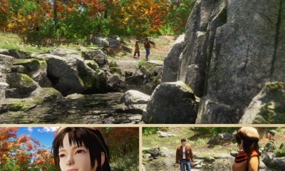 You can play Shenmue early on PC for a $100 backing level.