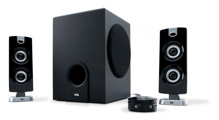cyber acoustic speakers