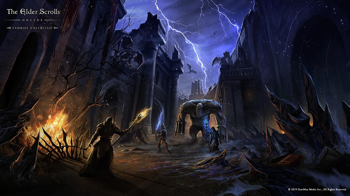 The Elder Scrolls Online - PLAYSTATION 4 - Southeast Asia | IGN ...