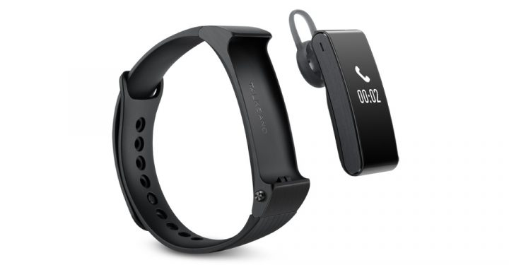 huawei talkband b2 detachable bluetooth headset