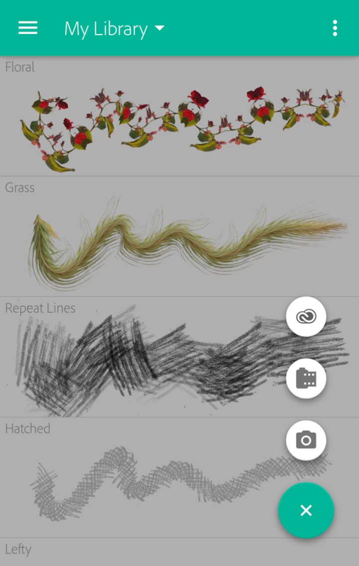 adobe brush for android