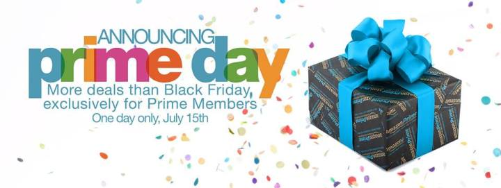 Use Amazon Prime Day coupons when available.