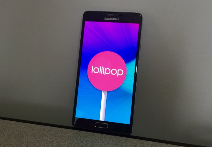 Galaxy Note 4 Android 5.1.1 Release Probably Close