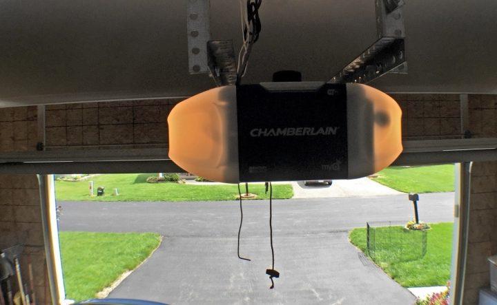 the smart garage door opener delivers convenience at a smart price