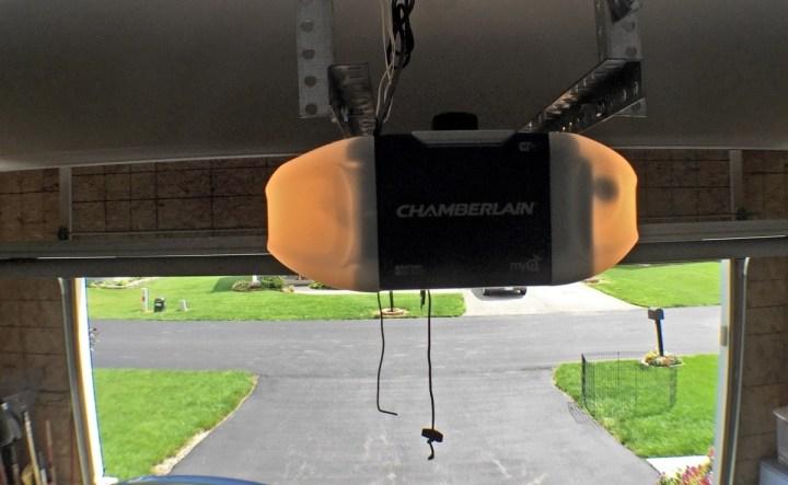 The smart garage door opener delivers convenience at a smart price.