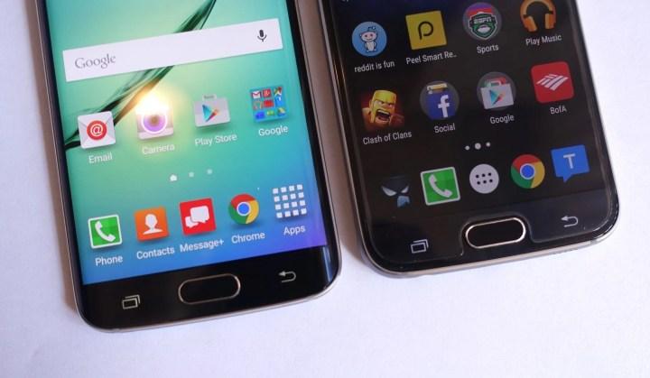 Fingerprint Sensor & Samsung Pay