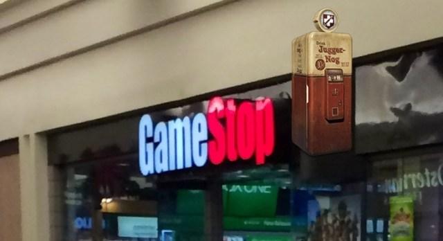 Gamestop Black Ops 3 Juggernog In Store pre-orders