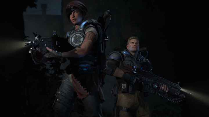 Gears of War 4 Beta Problems
