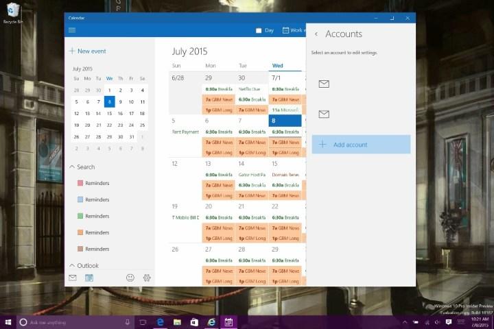 How to Add Calendars in Windows 10 (9)