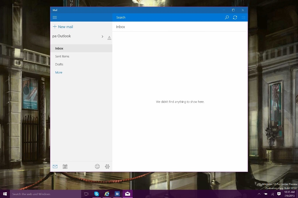 How to Add Email Accounts to Mail in Windows 10