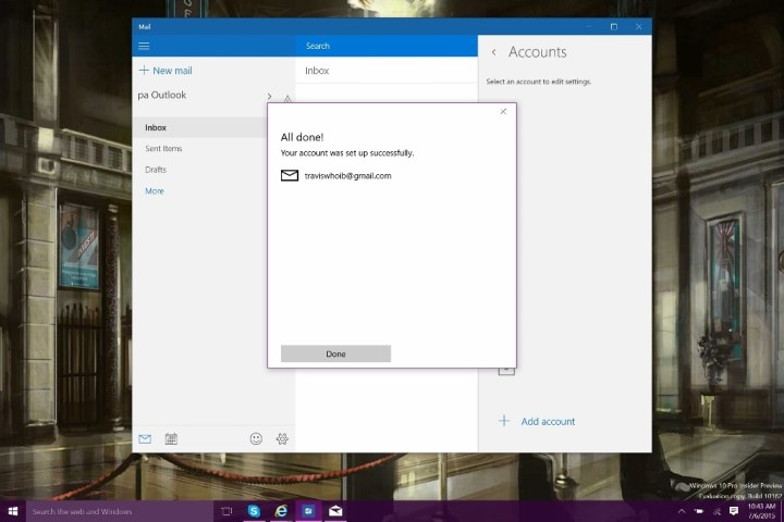 How to Add Emal Accounts to Windows 10 (9)