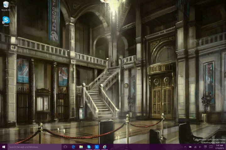 How to Bring Back the Start Screen in Windows 10 (1)