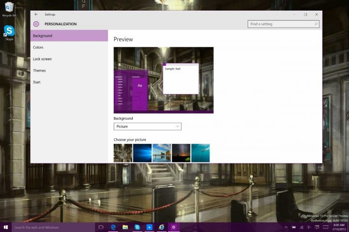 How to Bring Back the Start Screen in Windows 10 (8)