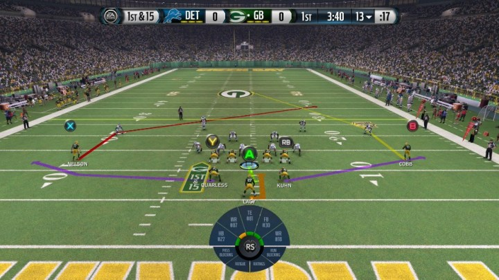 Madden 16 ratings impact how you play and how good your team is against opponents.