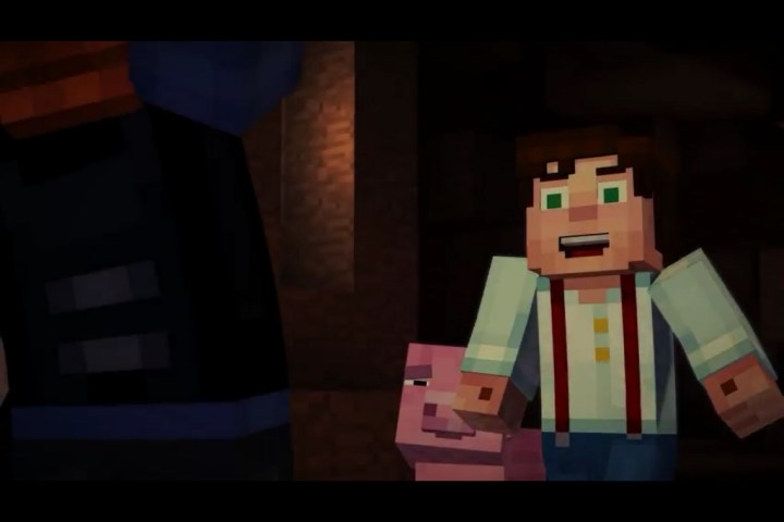 Minecraft Story Mode Won't Have an Open World