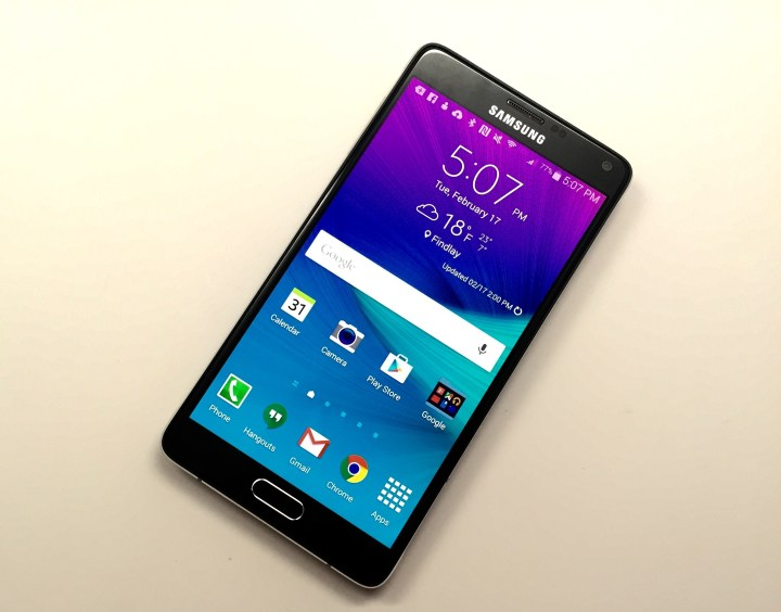Galaxy Note 5 Release Date Rumored
