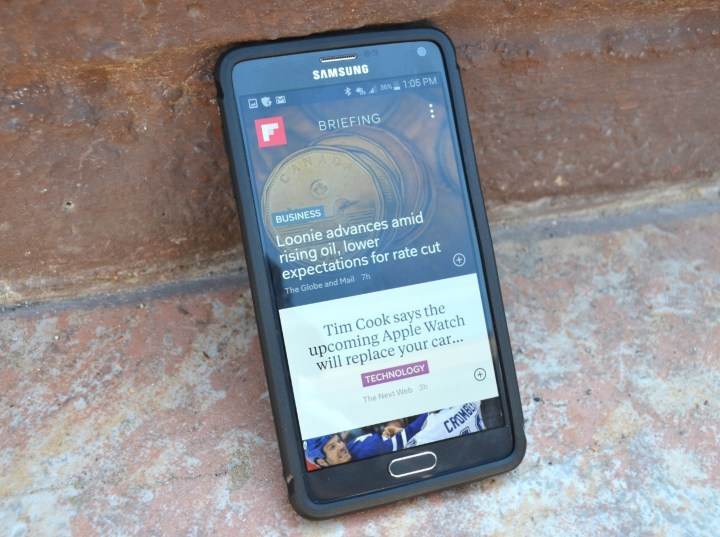 Galaxy Note 5 Fingerprint Sensor