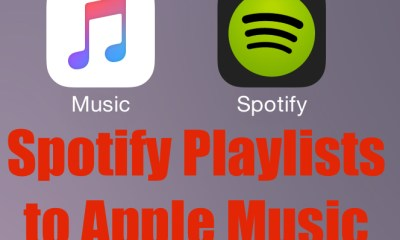 How to transfer Spotify playlists to Apple Music -- a complete guide.