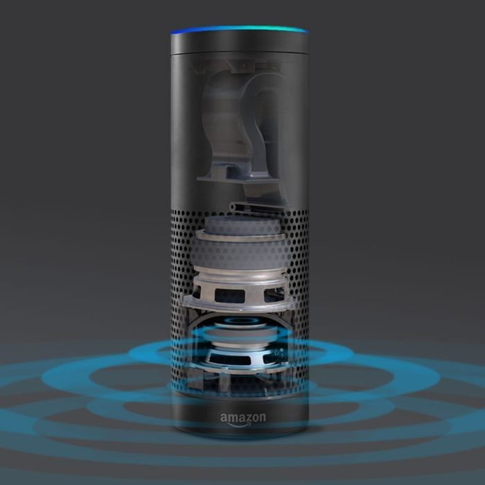 amazon echo speaker system