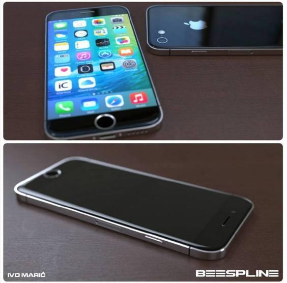 iPhone 7 Photos Videos Concept - 4