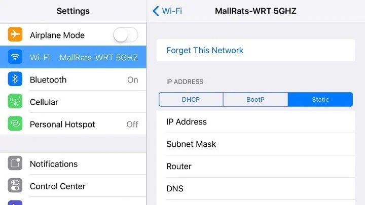 Forget WiFi networks and reconnect to fix some iOS 9 beta problems.