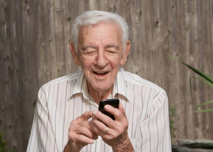 Here are the best smartphones for seniors.