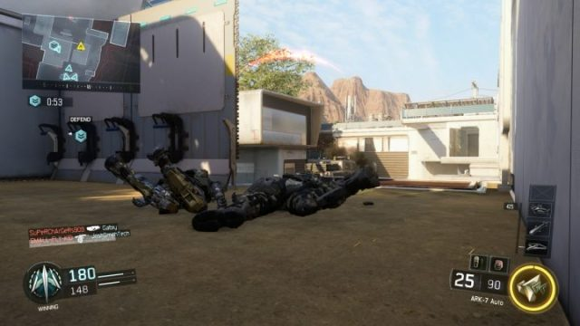 The Xbox One Black Ops 3 beta end time is extended.