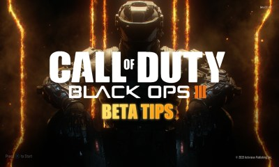 Use these Call of Duty: Black Ops 3 beta tips to level up faster.