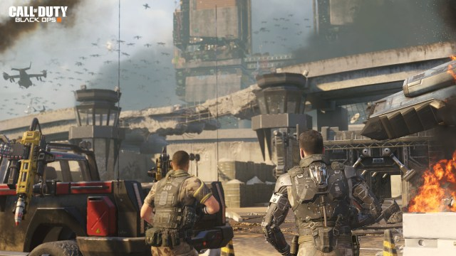 There will be some downtime during the Black Ops 3 betas.
