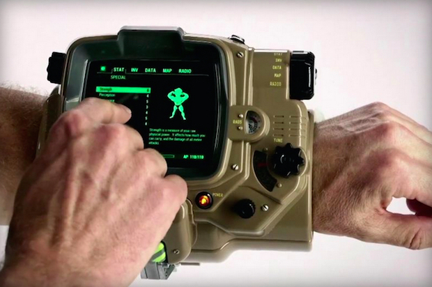 Surprise Fallout 4 Pip Boy Edition Stock