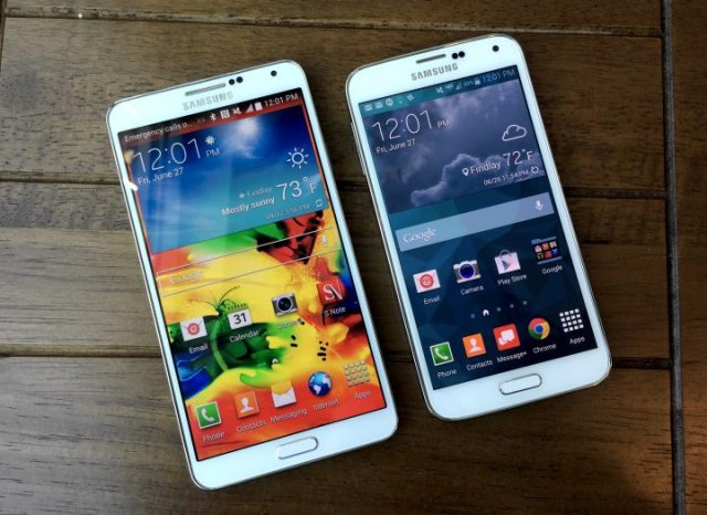 Compare the trade-in prices for your old phone now, not on the Samsung Galaxy Note 5 release date.