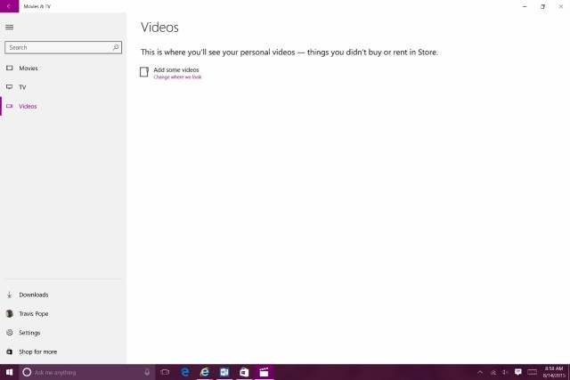 How to Watch Videos in Windows 10 (10)