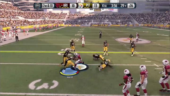 Madden 16 Gang Tackles