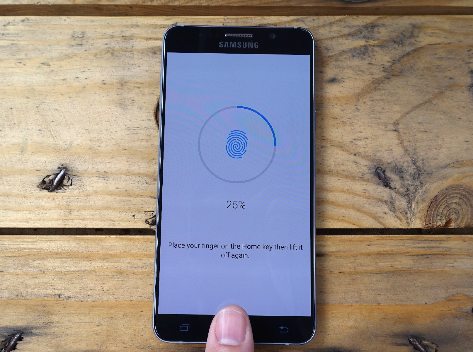 How to Fix Galaxy Note 5 Fingerprint Scanner Problems