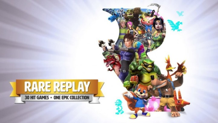 Rare Replay for Xbox One - August 4th