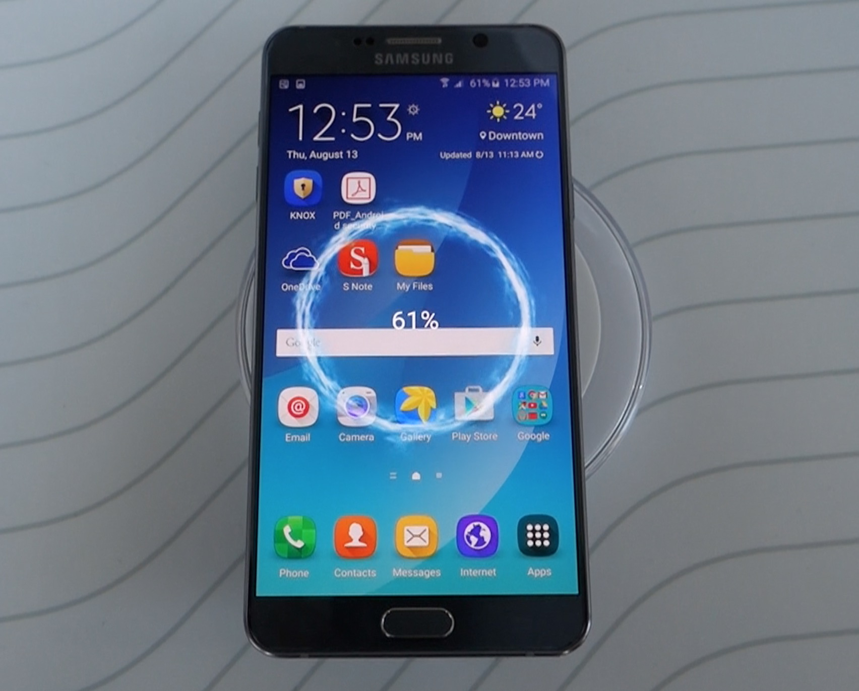 Galaxy Note 5 Fast Wireless Charging: What to Know