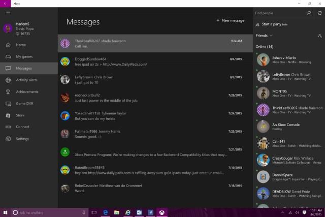 Xbox on Windows 10 (11)
