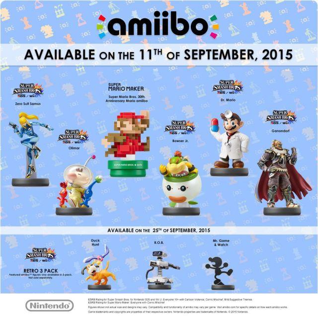 amiibo september release