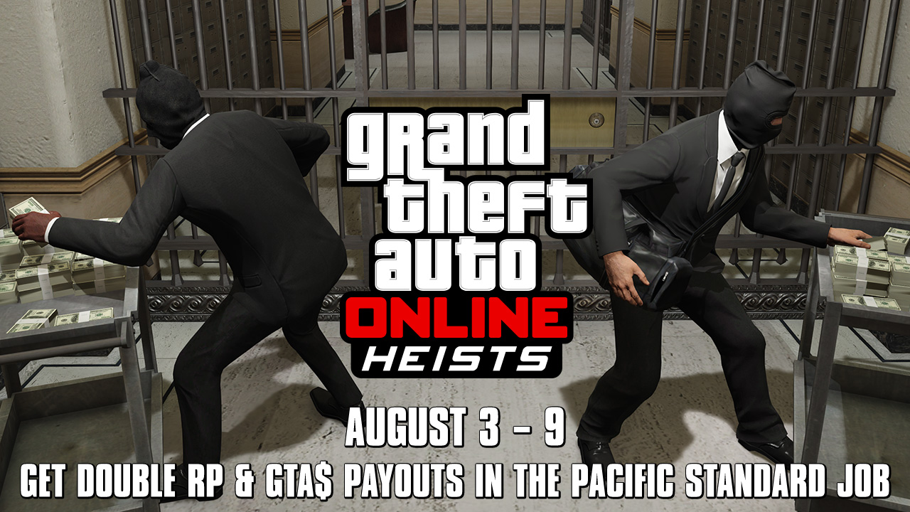 Explosive GTA Online Double Cash Finale Arrives