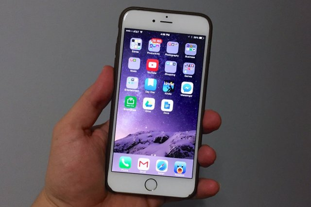 The iPhone 6 Plus runs great with the iOS 8.4.1 update.