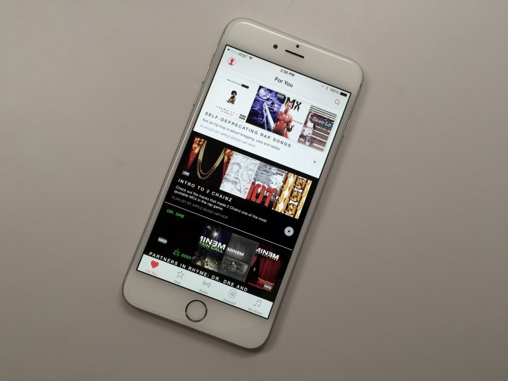 iPhone 6 iOS 8.4 Update