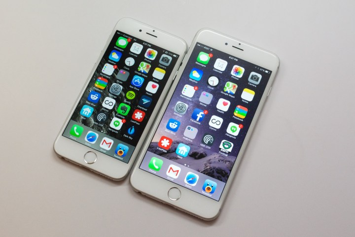iPhone 6s Sizes