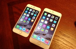 iPhone 6s Specs - Displays