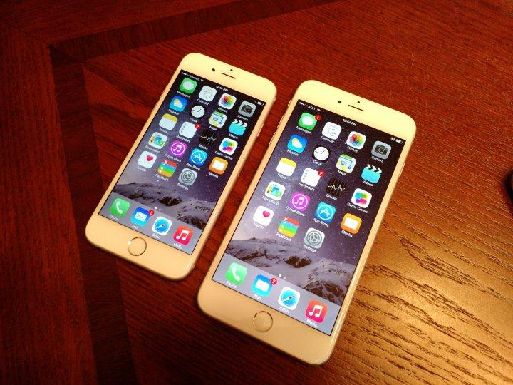 iPhone 6s Display Specs