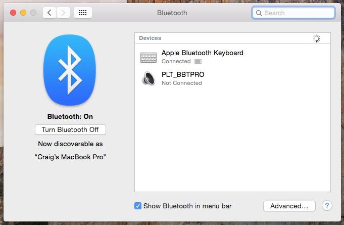 mac-bluetooth