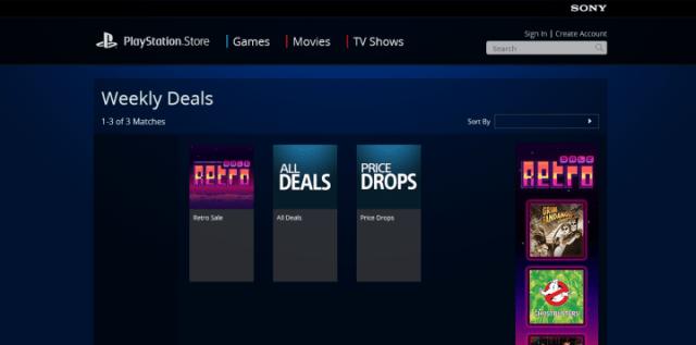 playstation store deals