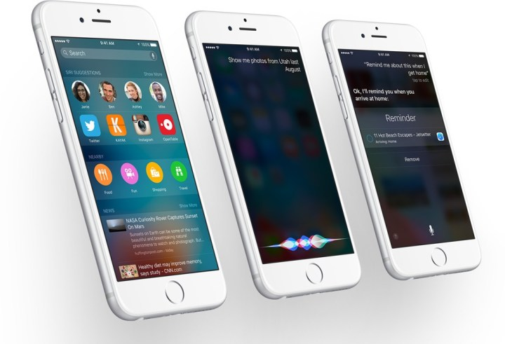 Exciting iPhone 6s Features - Hey Siri Anytime