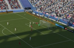 FIFA 16 DEMO Kick Off 0-1 USA V GER, 2nd Half